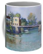 Bridge At Tonawanda Canal Coffee Mug
