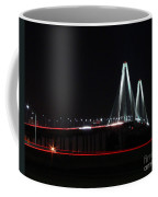 Bridge Blur - Digital Art Coffee Mug