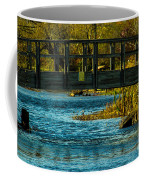 Bridge For Lovers Coffee Mug