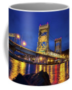Bridge Houghton/hancock Lift Bridge -2669 Coffee Mug