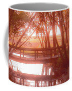 Bridge In Red Coffee Mug