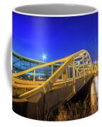 Bridge Meridian Sault Ste. Marie, Michigan -6792 Coffee Mug