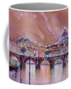 Bridge Of Angels - Rome - Italy Coffee Mug