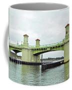 Bridge Of Lions From The Water Coffee Mug