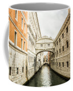 Bridge Of Sighs Coffee Mug