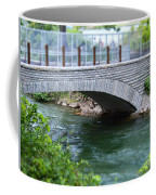 Bridge On The Niagara River Coffee Mug