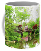 Bridge Over Calm Waters Coffee Mug