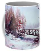 Snowy Span Coffee Mug