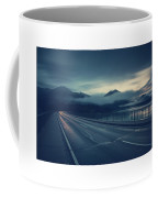 Bridge Over Lake Sylvenstein Coffee Mug