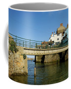 Bridge Over Staithes Beck Coffee Mug