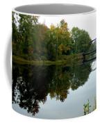 Bridge Over Still Waters Coffee Mug