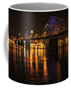 Bridge Over The Ohio Coffee Mug