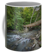 Bridge Over The Pike River Coffee Mug