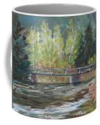 Bridge Over The Poudre Coffee Mug