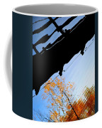 Bridge Over The River Sky Coffee Mug