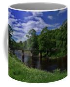 Bridge Over The River Wharf Coffee Mug