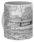 Bridge Over The Vermilion Coffee Mug