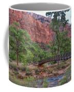 Bridge Over The Virgin River Coffee Mug