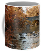 Bridge Over The Wissahickon At Valley Green Coffee Mug