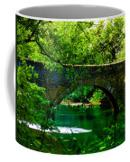 Bridge Over The Wissahickon Coffee Mug by Bill Cannon