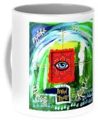 Bridge Over Wise Coffee Mug