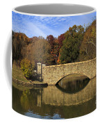 Bridge Reflection Coffee Mug