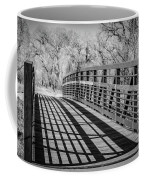 Bridge Shadows Coffee Mug