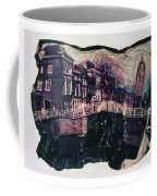 Bridge That Curved, Delft, Holland Coffee Mug