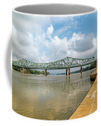 bridge to Belpre, Ohio Coffee Mug