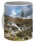 Bridge To Idwal Lake Coffee Mug