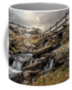Bridge To Moutains Coffee Mug