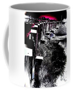 Bridge To Unknown Coffee Mug