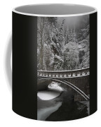 Bridges Of Multnomah Falls Coffee Mug