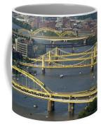 Bridges Of Pittsburgh Coffee Mug