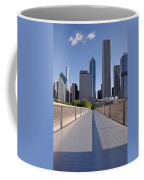 Bridgeway To Chicago Coffee Mug