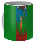 Bridging Heaven And Earth Coffee Mug