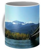 Bridging The Seasons Coffee Mug