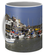 Bridlington Harbour Coffee Mug