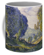 Bridlington Priory From Woldgate On The Hockney Trail Coffee Mug