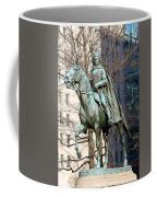 Brigadier General Casimir Pulaski Saved George Washington's Life Coffee Mug