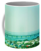 Brigantine Bridge - New Jersey Coffee Mug