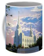 Brigham City Utah Temple Coffee Mug