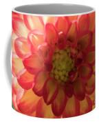 Red And Yellow Flower Bloom Coffee Mug