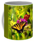 Bright Butterflies Coffee Mug