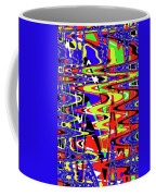 Bright Color Mix Abstract Coffee Mug