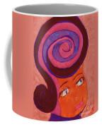 Bright Eyed Beauty Coffee Mug
