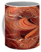 Bright Fantasies Of Delightful Orange Coffee Mug
