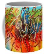 Bright Jazz Coffee Mug