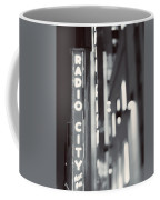 Bright Lights In The City Coffee Mug