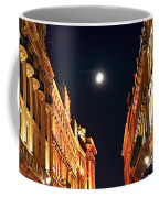 Bright Moon In Paris Coffee Mug by Elena Elisseeva